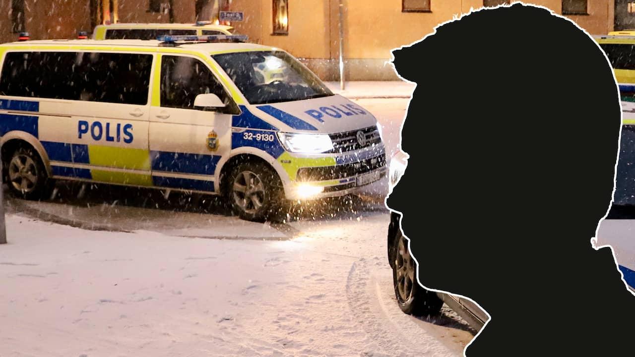 Misstänkte mördaren i Enskede känd av polisen sedan tidigare