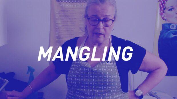 Karins husmorsskola - Mangling