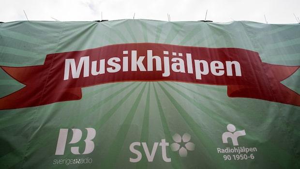 Musikhjälpen till Umeå