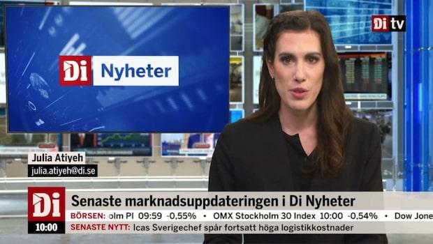 Di Nyheter 10:00 – ICA:s kapitalmarknadsdag