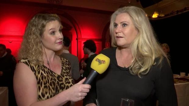 """Camilla Kvartoft: """"Som programledare är man ganska utbytbar"""""""