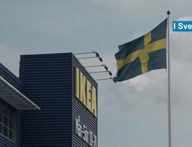650 tjänster varslas från Ikea