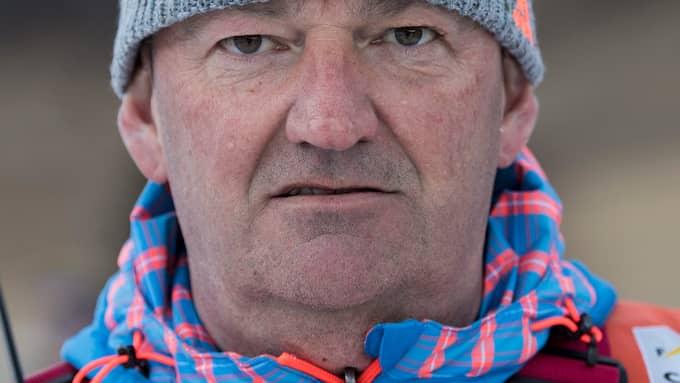 Markus Cramer, skidkapten för OAR. Foto: PETER SCHNEIDER / EPA / TT / EPA TT NYHETSBYRÅN