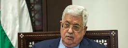 President Abbas inlagd på sjukhus för feber