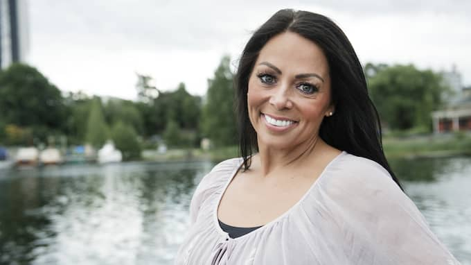 "Anna Book vann årets ""Biggest loser vip"" Foto: OLLE SPORRONG"
