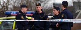 Polisens frustration efter våldsamma guldrånet