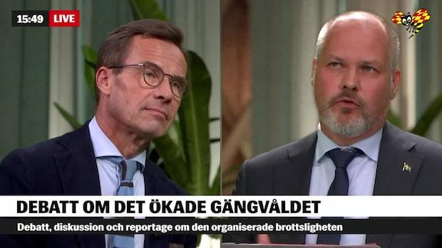 """Morgan Johansson (S) vill ta efter grannlandet: """"Jag ser gärna på Danmark"""""""