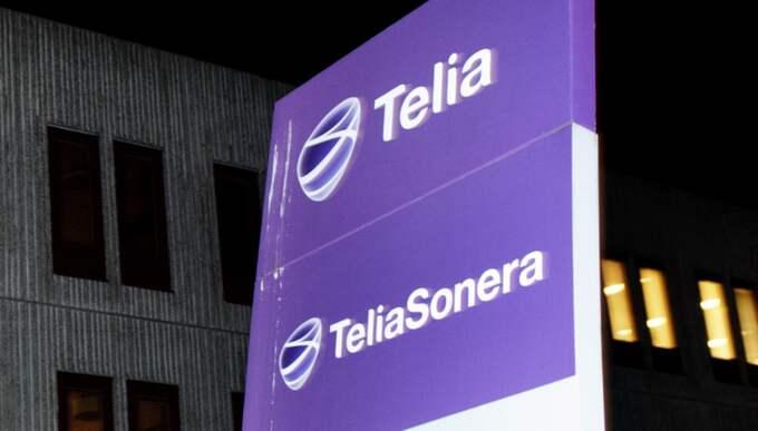 TeliaSonera anklagas för korruption - igen. Foto: Izabelle Nordfjell