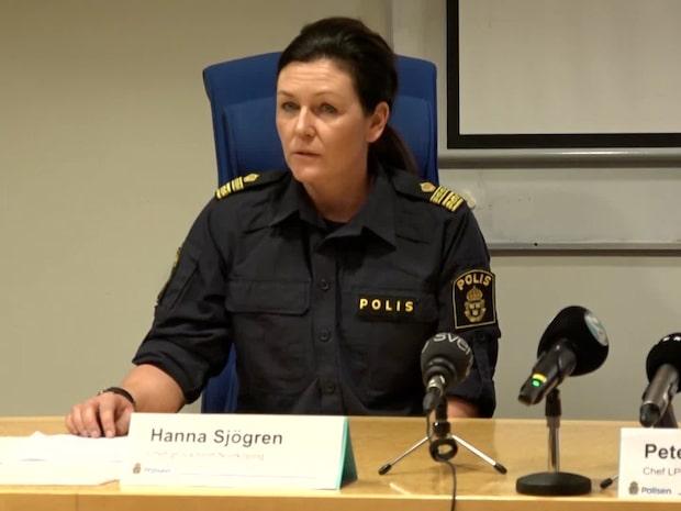 """Polisen i Norrköping: """"Vi har många tips att jobba med"""""""