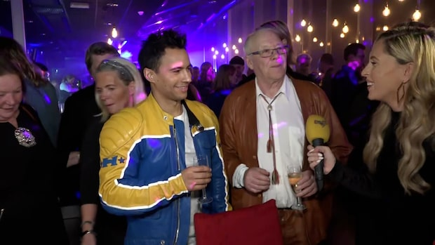"""Jon Henrik Fjällgren: """"Det har varit en lång vecka"""""""