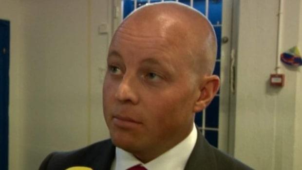 Björn Söder (SD) om utestängningen