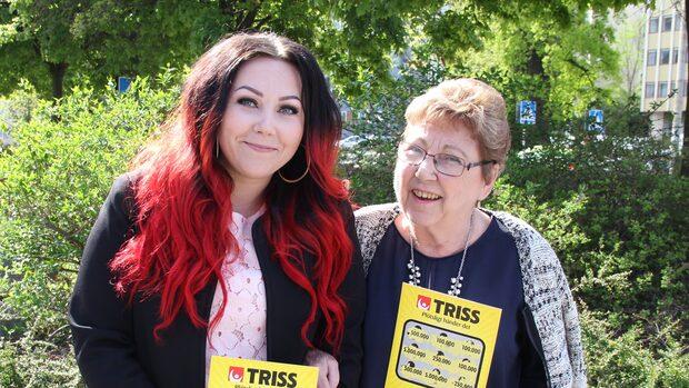 Familjen vann storvinst på Triss – med en månads mellanrum