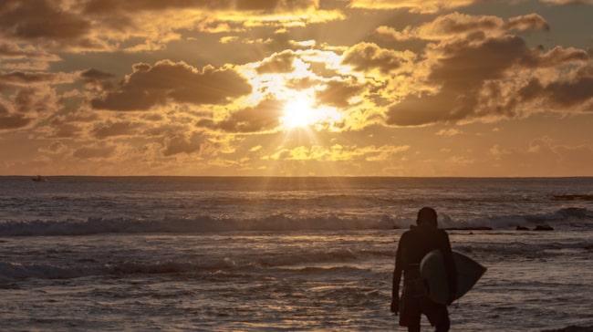 """""""Jag och min flickvän hade avslutat våra liv här i Sverige för att leva i Portugal, en livsdröm för oss båda. Hon åkte ner tre veckor före mig och när jag kom ner fick jag reda på att hon hade träffat någon annan""""."""