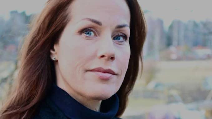 Hästsportsjournalisten Ulrika Fåhraeus