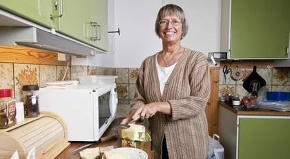 """""""Fettdoktorn"""" Annika Dahlqvist är den mest kända förespråkaren för den så kallade LCHF-dieten."""