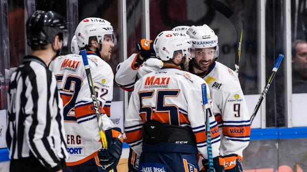 HIGHLIGHTS: Karlskrona-Växjö 0-4
