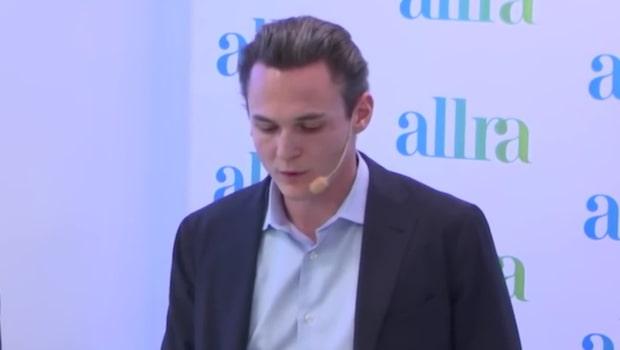 Åklagaren begär Allras vd Ernstberger häktad