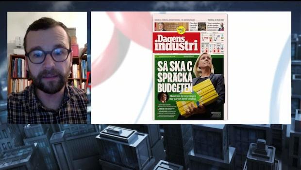Så ska Lööf sänka Löfvens budget