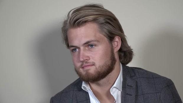 """Nylander: """"Låter agenten och GM sköta det"""""""