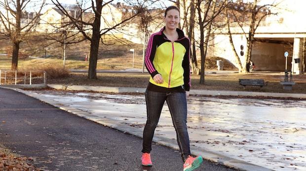 Jill Holmström, dietist och PT, ger råd om träning