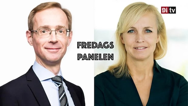 Fredagspanelen: Bergqvist och Stråberg om veckan