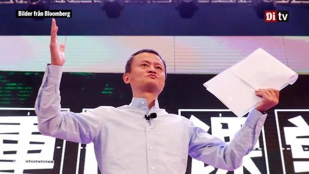 Världens affärer 10.30: Jack Ma lämnar e-handelsjätten Alibaba