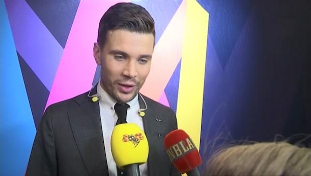 Här är Robin Bengtssons resa till Eurovision