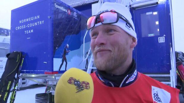 """Hetland: """"Jag vill inte kommentera om Petter"""""""