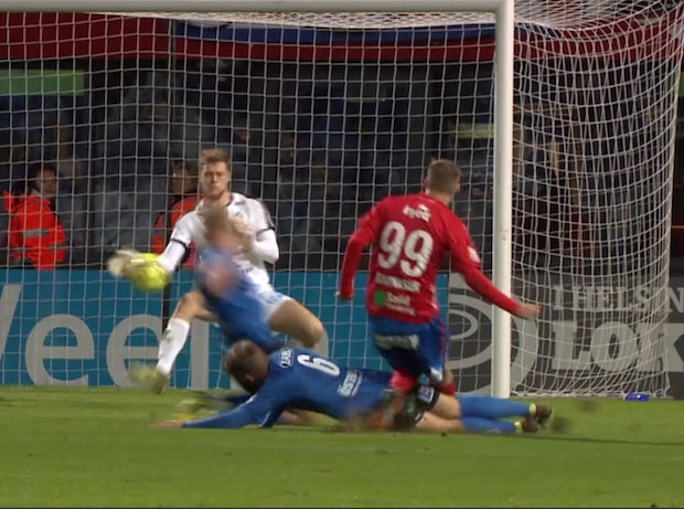 Highlights: Helsingborg-Halmstad