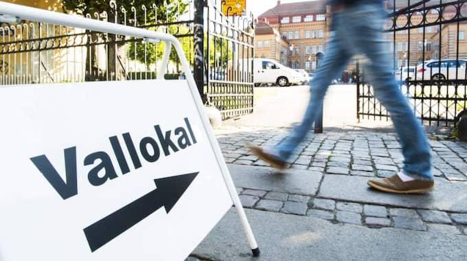 De 28 mystiska röstsedlarna påverkar valresultatet i Båstad. Bilden är inte tagen i Båstad. Foto: Robin Aron
