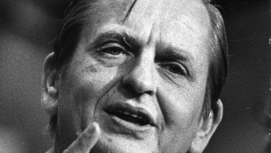 MÖRDAD. Olof Palme sköts 28 februari 1986. Foto: Leif Engberg/DN