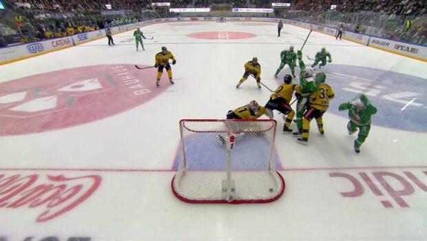 Höjdpunkter: Rögle-Luleå
