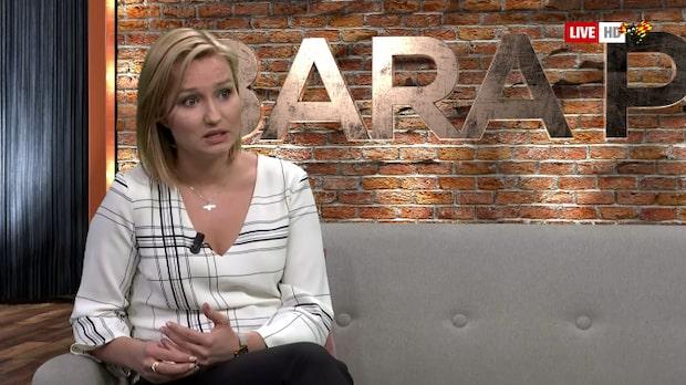 Ebba Busch Thor gästade kvällens Bara politik