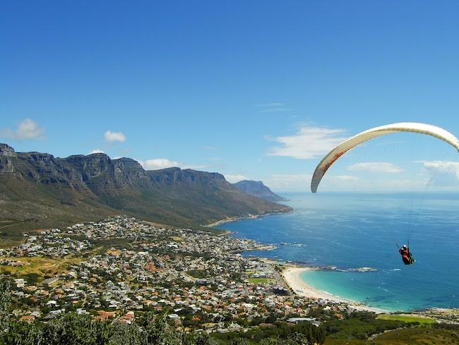 På Open World Awards hyllades resefantaster som filmar, fotar eller skriver om sina äventyr i allt ifrån populära resmål som Kapstaden i Sydafrika...
