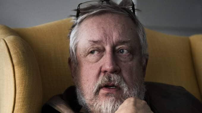 Leif GW Persson går till hård attack mot Göran Lambertz nya bok om Quickskandalen. Foto: Anna-Karin Nilsson
