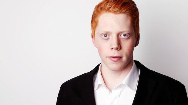 Han är Youtube-profilens drömgäst