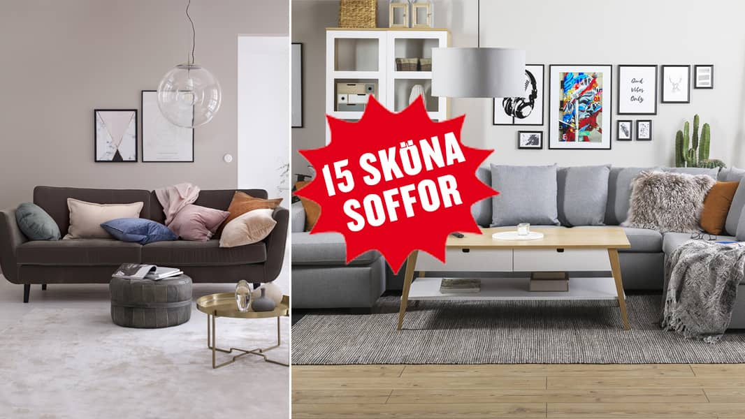 Kända GUIDE: Köpa soffa – 9 tips när du ska välja ny soffa hemma DF-82