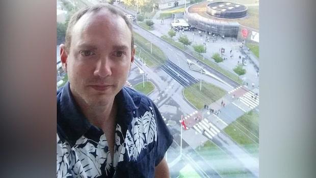Jörgen, 38, vill varna för företagets fula metoder