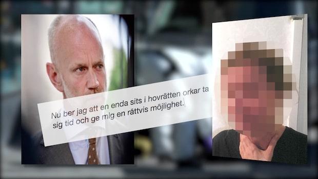 Toppjuristens hårda ord om Henrik Olsson Lilja