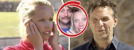 Victoria fann kärleken i SVT – var redan gift