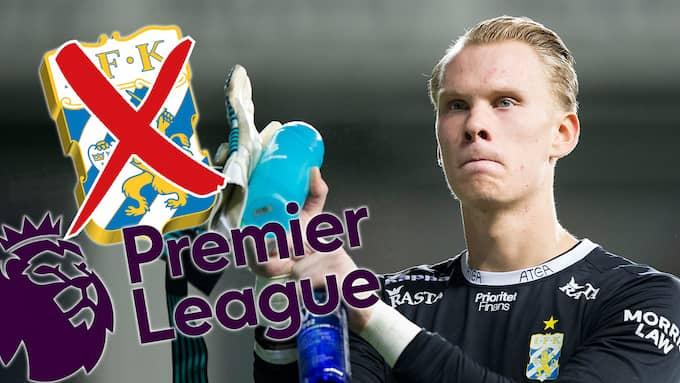 Pontus Dahlberg har en stark säsong bakom sig. Foto: BILDBYRÅN