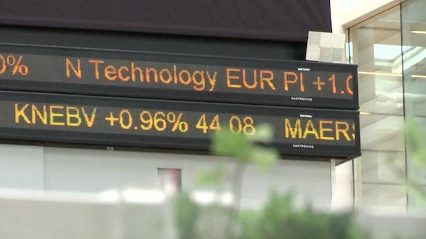 Experter varnar för börsoro efter handelskriget