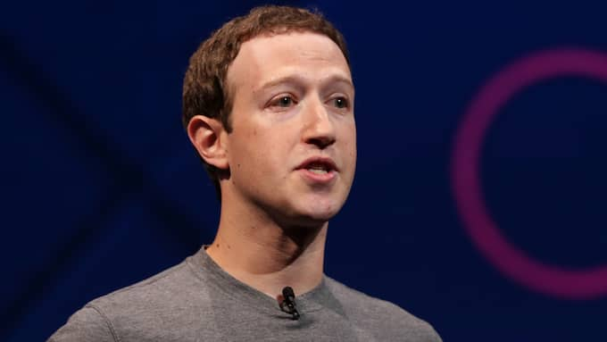 Facebooks grundare och vd Mark Zuckerberg. Foto: MICHAEL MACOR / SAN FRANCISCO CHRONICLE / POLARIS IMAGES