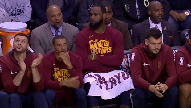 Floppen för Clevelands stjärnor