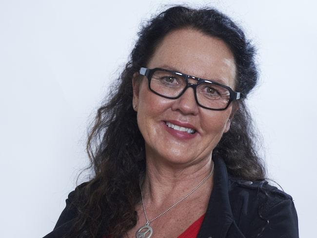 Suzanne Lindström.