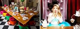 Hotellet som gör Alice i Underlandet till verklighet