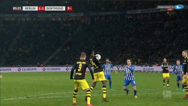 "Se Alexander Isaks nya show i Dortmund: ""Magnifikt!"""