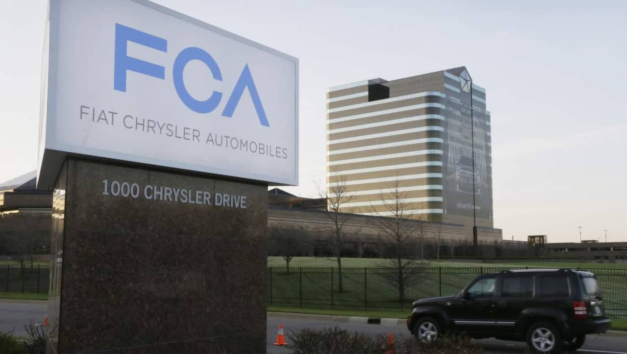 Fiat chrysler aterkallar 11 miljoner bilar