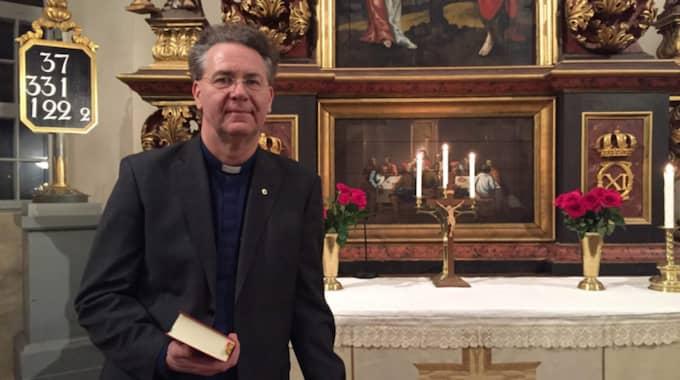 """""""Vi tror på en Gud som bryr sig om våra kroppar och vårt välbefinnande"""", säger kyrkoherde Torbjörn Edebol. Foto: Privat"""