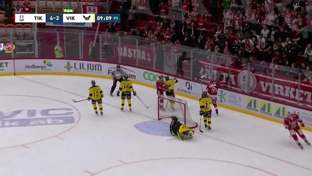 Höjdpunkter: Timrå-Västerås